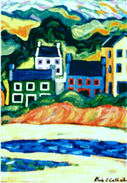 Houses at Ventry