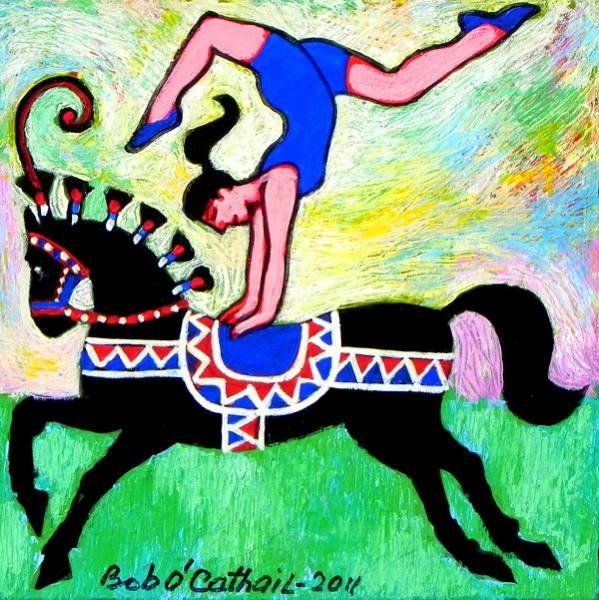 Pony Acrobats