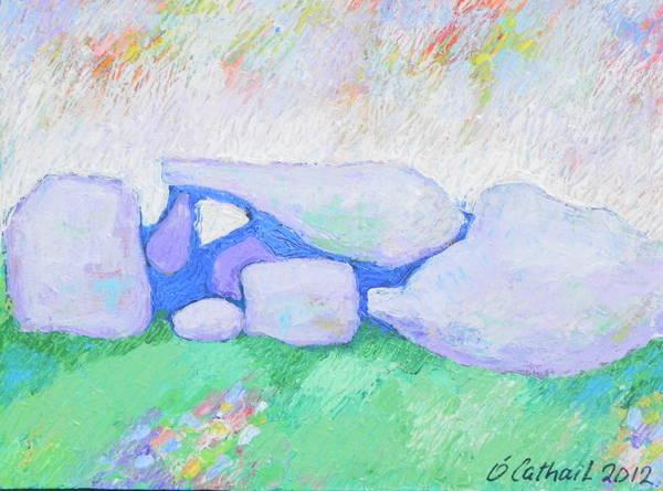 Ballyhoneen Wedge Tomb<br>
