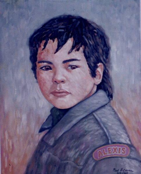 Portrait Alexis Nealon
