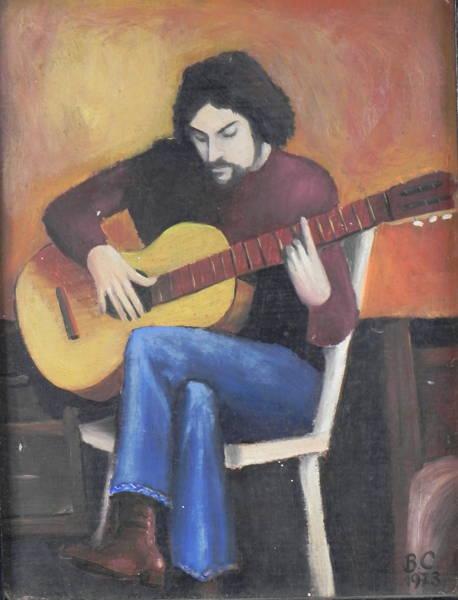 Portrait Bob 1973