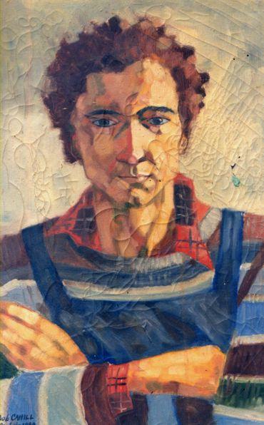 Portrait Bob 1984