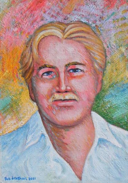 Portrait Ciaran Rowsome