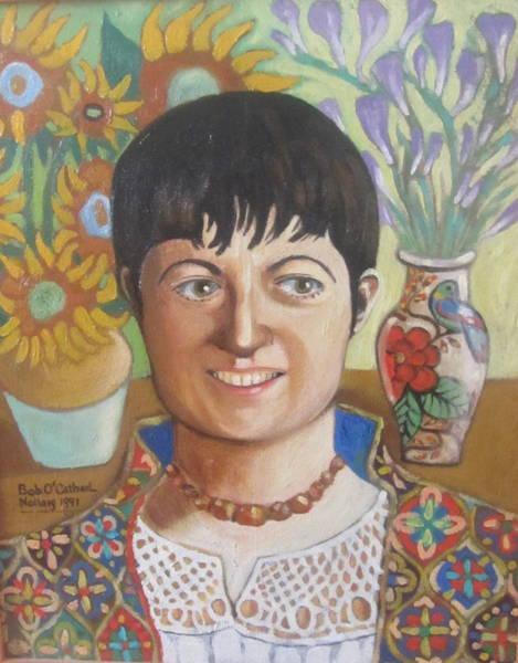 Portrait Margaret Riordan