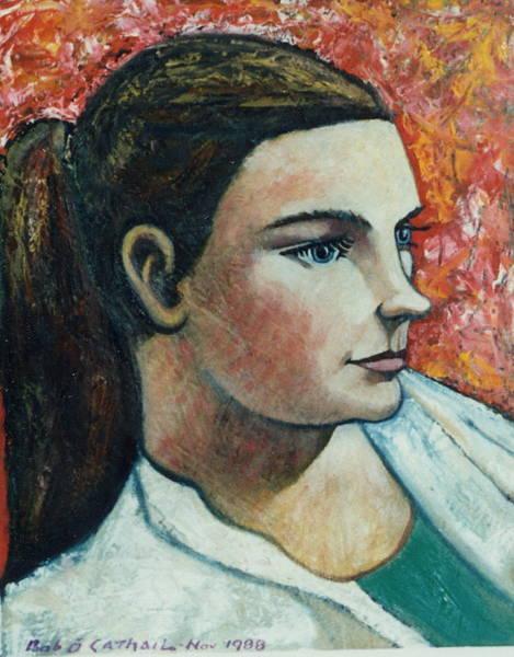 Portrait Siobhan Weeks