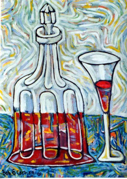 Decanter Wineglass
